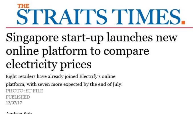 compare-cheapest-electricity-singapore-straits-times-electrify